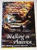 Walking in America, Donald Zochert, 0394487117