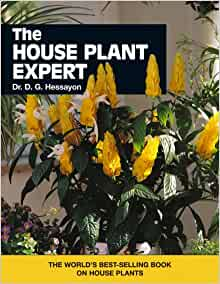 house plant expert dr dg hessayon