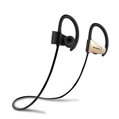 paikeshi Sound tracker deportes inalámbrica Bluetooth auriculares in-ear auriculares auriculares integrado micrófono con cancelación