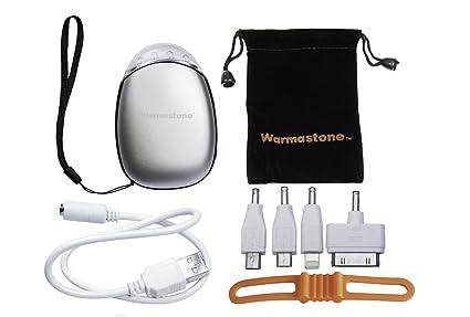 Amazon.com: Warmastone - Calentador de manos recargable ...
