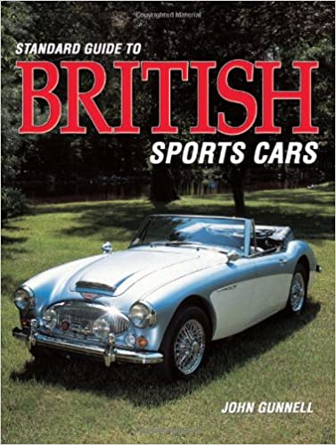 Standard Guide To British Sports Cars John Gunnell Tom Collins - British sports cars