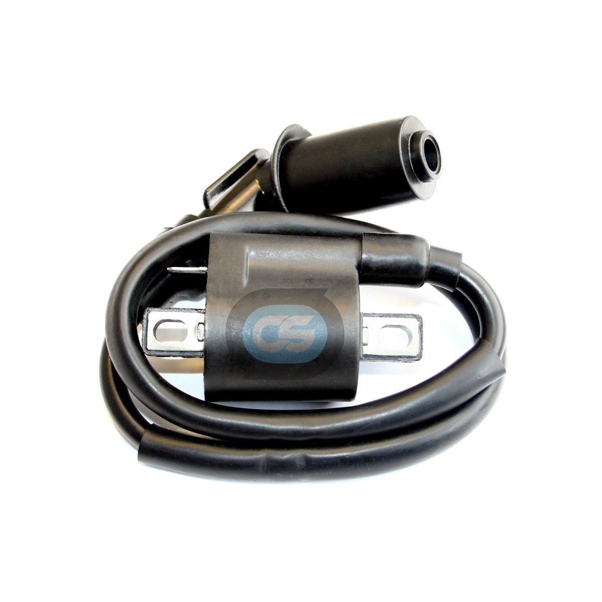 Ignition Coil Yamaha Yfm225 Yfm 225 Moto 4 86 88 Automotive Wiring Diagram For 250