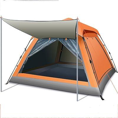 Kaxima Tente de Camping en plein air du anti-pluie des ouverture rapide automatique