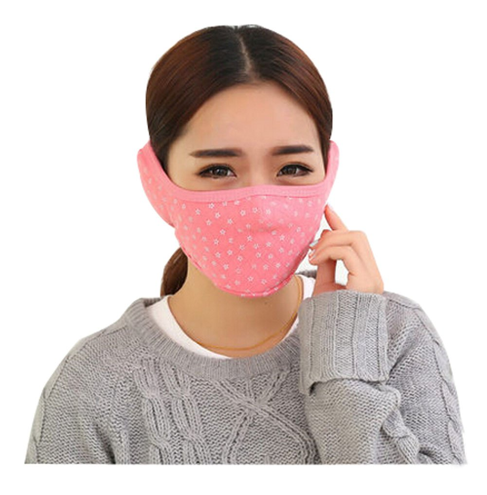 Alien Storehouse Practical Fashion Cotton Winter Outdoor Cycling Masks Ski Mask Warm Mask A