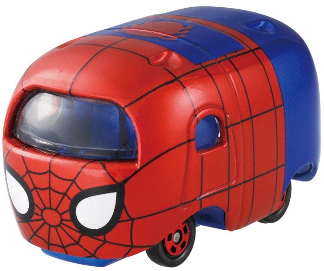 Japan Limited Tomica MARVEL TSUM TSUM Spider-Man