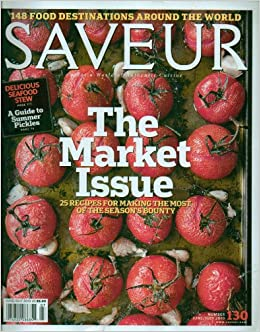 Saveur Magazine - June July 2010 - The Market Issue: 25