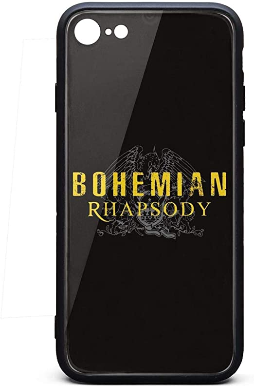 Queen-Band-Freddie-Mercury- iPhone 8 Case/iPhone 7 Case Basic Shockproof iPhone 7/8 Covers