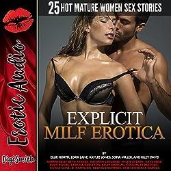 Explicit MILF Erotica