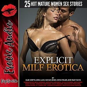 Explicit MILF Erotica Audiobook