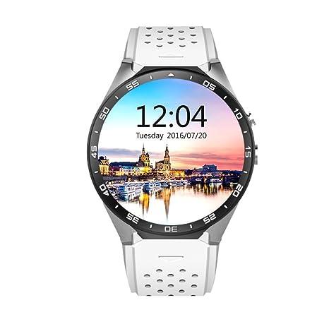 looyal kw88 3 G WIFI reloj inteligente teléfono celular Bluetooth reloj inteligente Android 5.1 tarjeta SIM