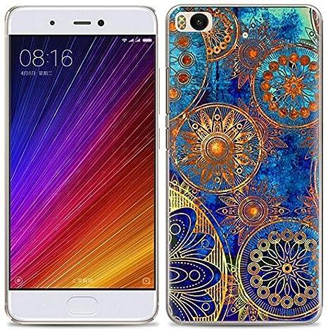 PREVOA Colorful Silicona Funda Protictive Case para Xiaomi Mi5S ...