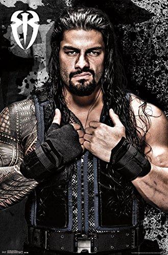 Trends International WWE Roman Reigns Wall Poster 22.375