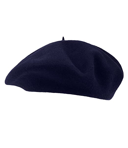 EveryHead Fiebig Basco Maschile Protezione di Autunno Cappello Invernale  cap Francese Artista Berretto A Tinta Unita per Uomini (FI-40101-W16-HE0)  incl ... 20fd801b8be6