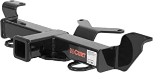 CURT 33328 2-Inch Front Receiver Hitch, Select Honda Pilot, Ridgeline