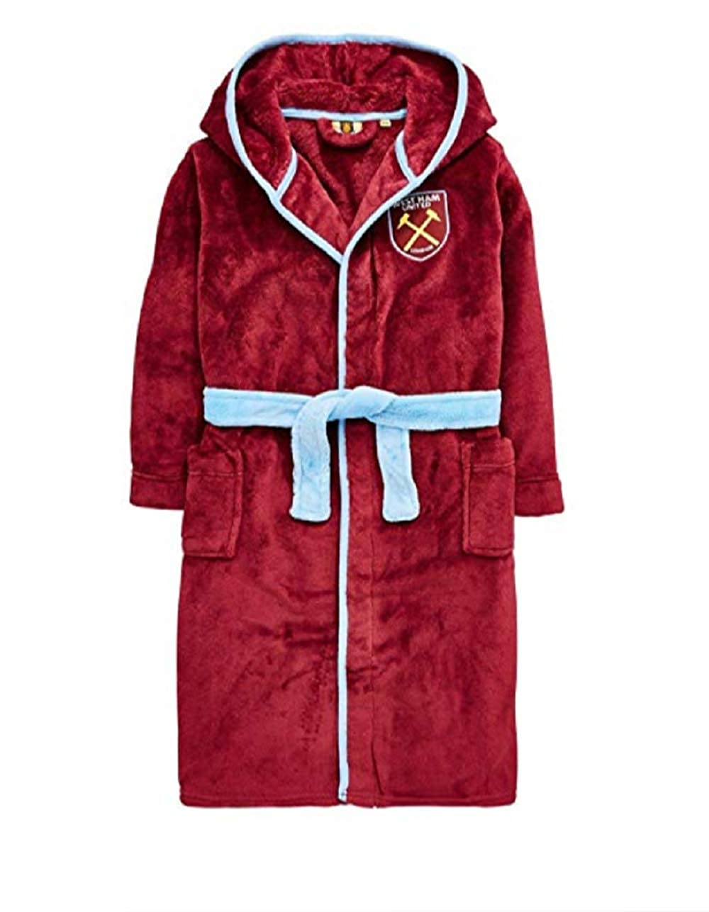 Unisex Football WHFC Dressing Gown Bathrobe - Small - X-Large WH31010