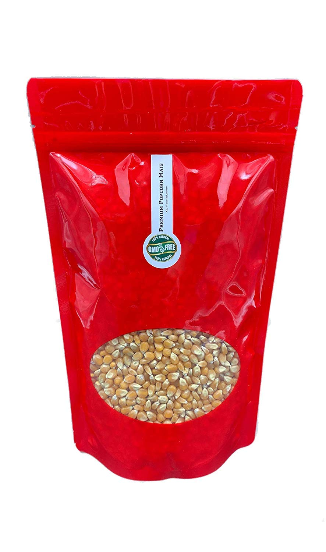 Maiz Palomitas Premium Mushroom Popcorn Kino popcorn 500g XL 1:46 Volumen pop pop premium en bolsa resellable GMO Gratis Palomitas de maíz premium: ...