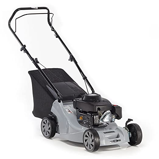 Mountfield 297411048/M17 / HP41 Petrol Rotary Lawnmower, Grey