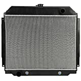 Spectra Premium CU433 Complete Radiator for Ford Bronco/F Series Pickup