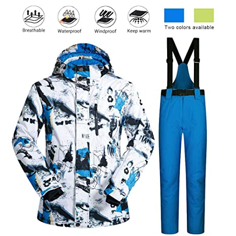Peak Mountain Giacca in Pile Uomo CONAC Blu L: Amazon.it