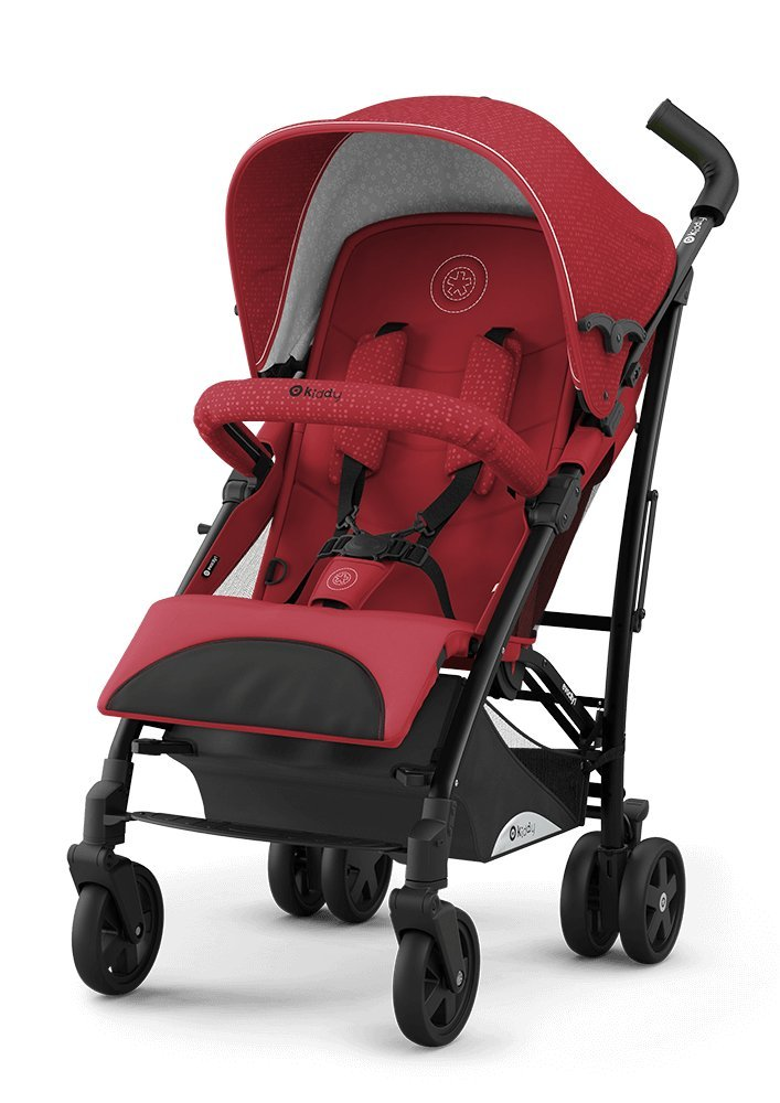 Kiddy USA Evocity, Ruby Red