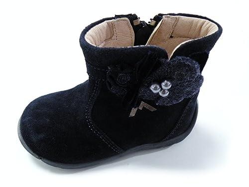 Andrea Morelli Botines Azul Primi Passi hembra azul Azul Size: 19: Amazon.es: Zapatos y complementos