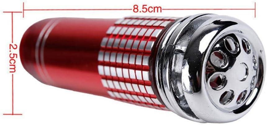 Noir armine88 12 V R/éel Mini Voiture Anion Oxyg/ène Bar Ozone Ioniseur Purificateur dair Cleaner Plus Frais Voiture Voiture Purificateur dair Voiture Oxyg/ène Bar Ioniseur