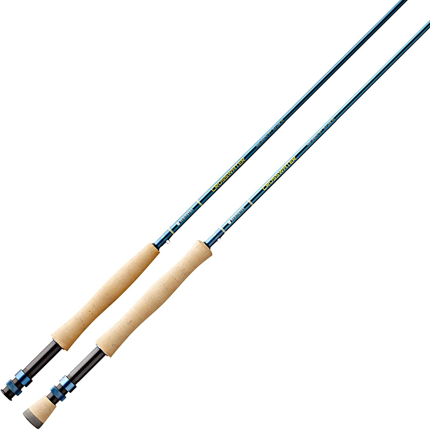 "Redington Crosswater Fly Rod (476-4) - 4 Weight, 7'6"" Fly Fishing Rod"