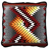 Black Forest Decor Whirlwind Fire Pillow