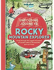 Lonely Planet Unfolding Journeys Rocky Mountain Explorer 1st Ed.