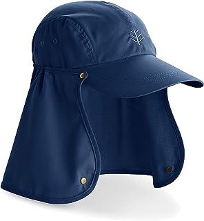 801f8a3ac Amazon.com: Sunway Adult Legionnaire Hat Sun Protective UPF50+ (Blue ...