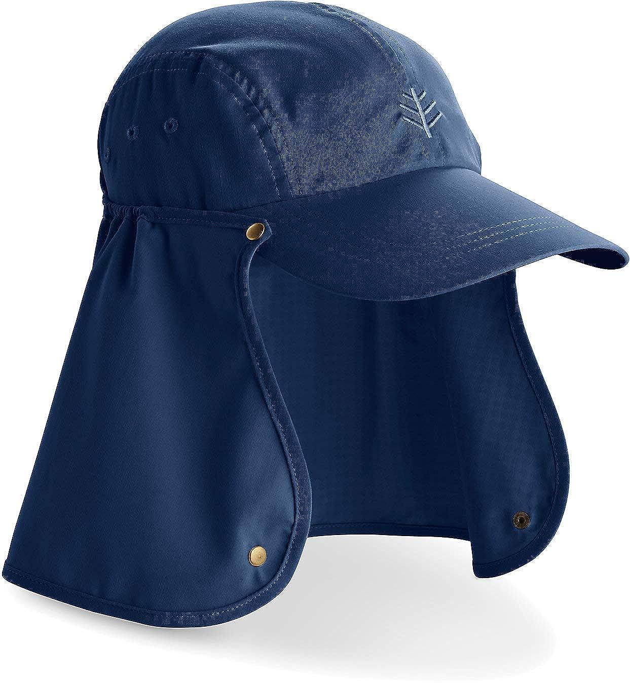 9f515b96a Coolibar UPF 50+ Men's Super Sport Hat - Sun Protective