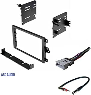 612nAW8PPoL._AC_UL320_SR308320_ amazon com dash kit and wire harness for installing a new double  at panicattacktreatment.co