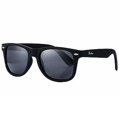 Amazon.com: Pro Acme PA2140 Classic Polarized Wayfarer Sunglasses ...