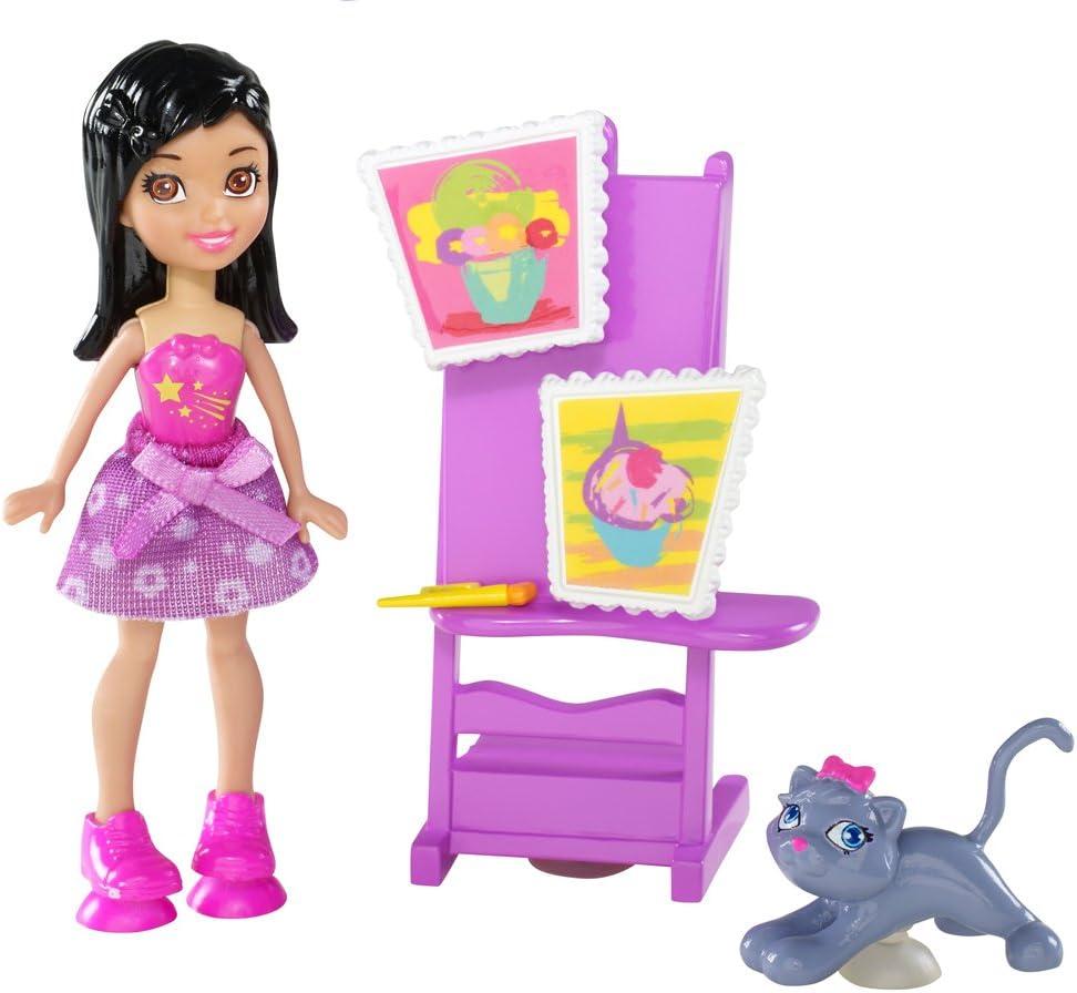 Mattel Barbie On The Go Puppe /& Fahrzeug Sortiment