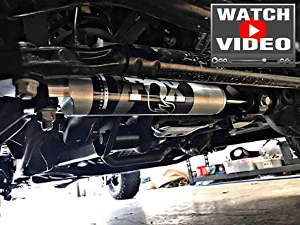 Jeep Steering Stabilizer >> Amazon Com Fox 985 24 173 2 0 Front Steering Stabilizer Direct Fit