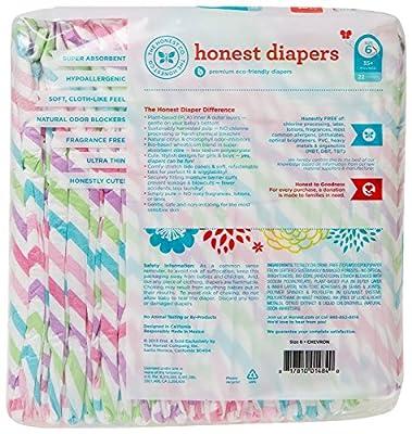 Honest Diapers - Chevron