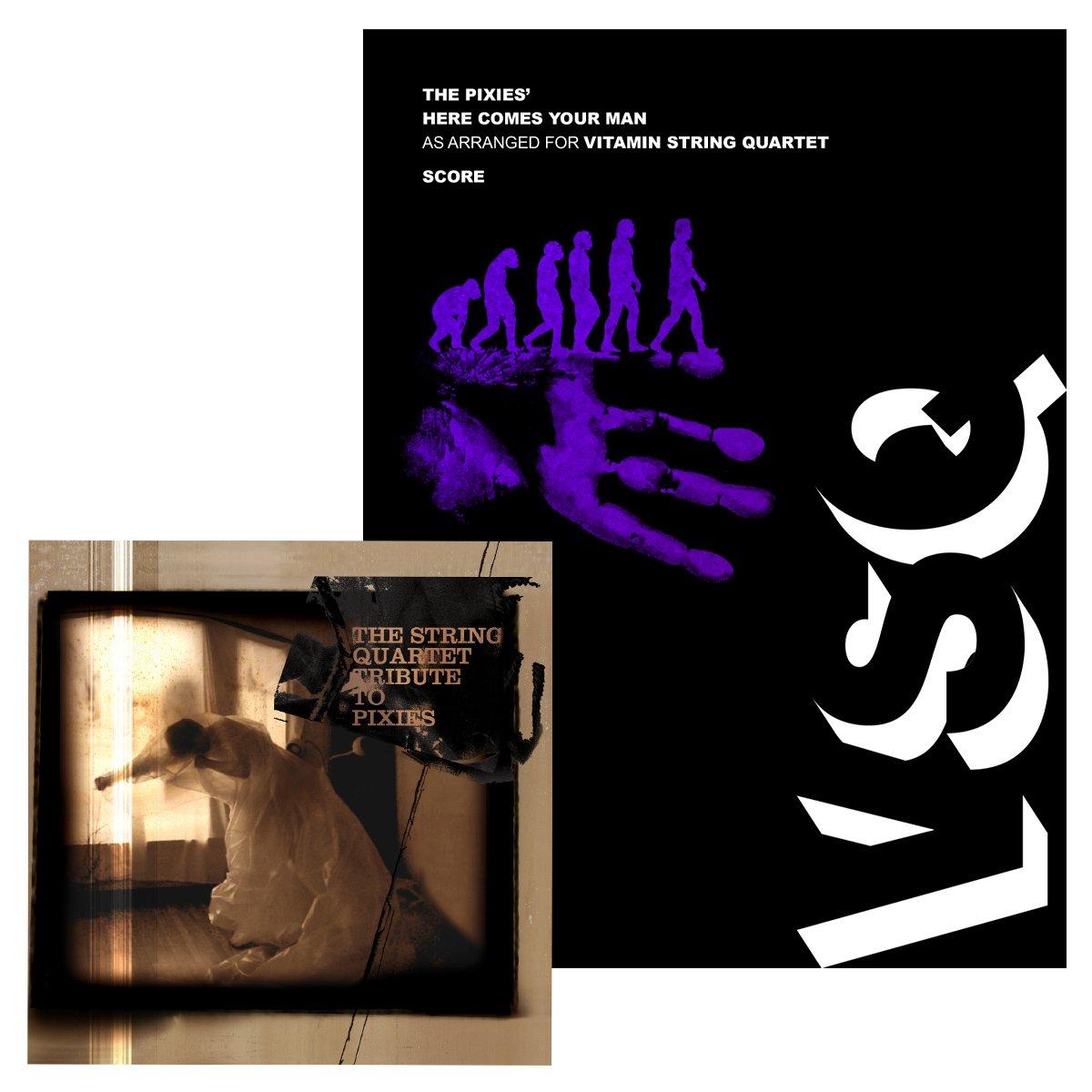 Vitamin String Quartet - VSQ Bundle - Pixies'