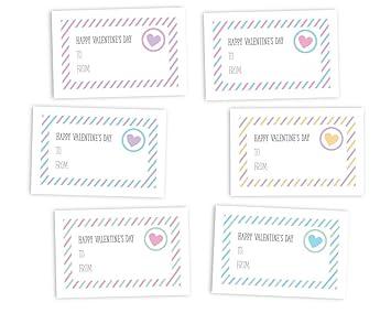 Cartas de Amor aula día de San Valentín tarjetas de ...
