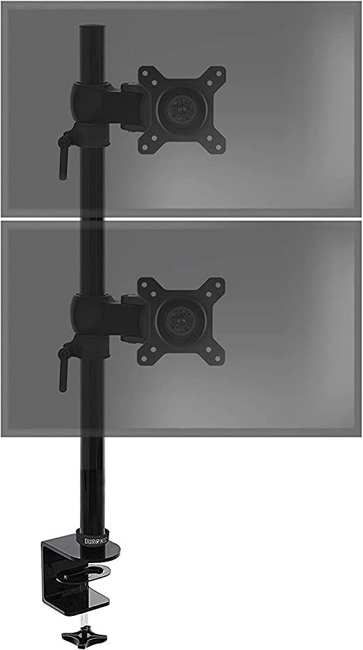 M5 Screw, Pack of 2 Double Ball Head Mount Monitor Stand