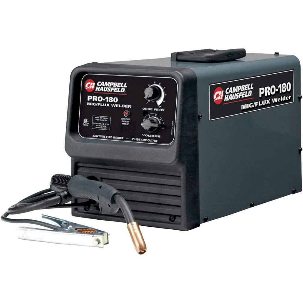 Campbell Hausfeld WG4130 230 Volt Pro-180 Mig/Flux-Core Welder