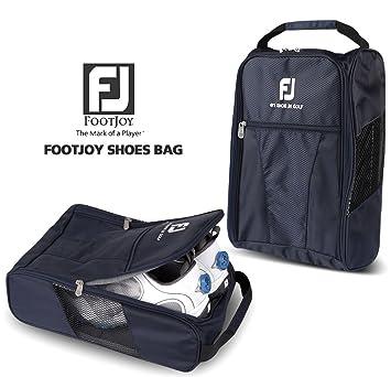 Golf Shoe Bag >> Footjoy Genuine Golf Shoes Bag Zipped Sports Bag Shoe Case