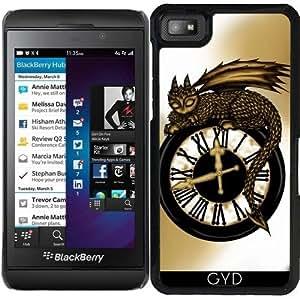 Funda para Blackberry Z10 - Dragón Tiempo by Pezi Creation