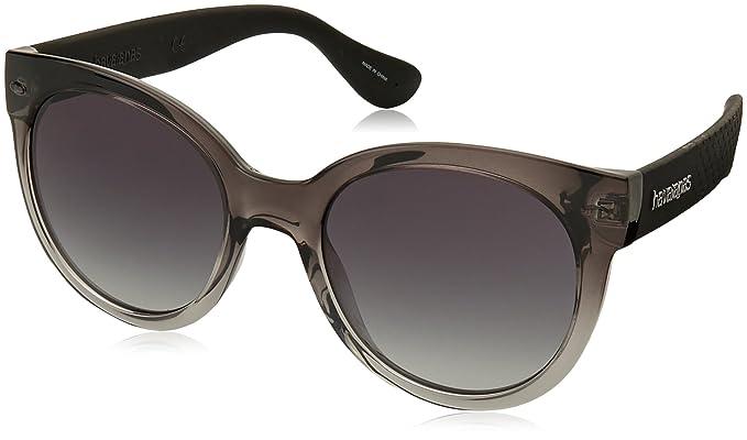 Havaianas Sunglasses Noronha/M, Gafas de Sol para Mujer, Multicolor (BKNUDRSGD), 52: Amazon.es: Ropa y accesorios
