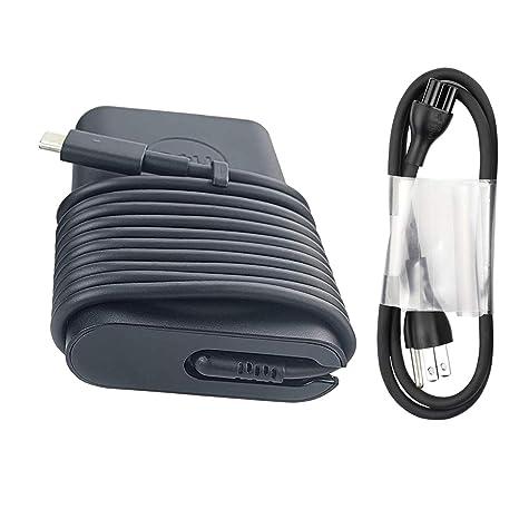 Amazon.com: Cargador USB C AC para portátil Dell Latitude ...