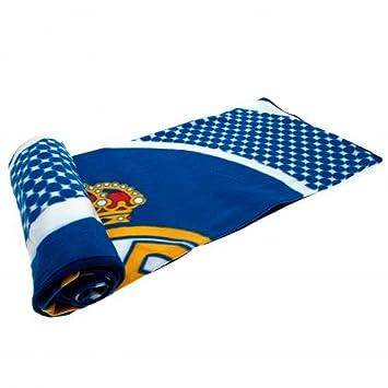 Real Madrid FC oficial fútbol manta polar de regalo – una gran Navidad/regalo de