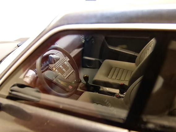 Otto Mobile - Citroen - CX 25 TRD Turbo 2 - 1991 Coche de ferrocarril de Collection, ot247, Gris: Amazon.es: Juguetes y juegos