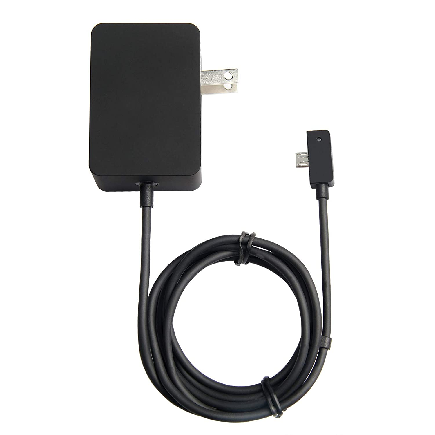 Model 1623 1624 1645 Tablet with USB Charging 13W 5.2V 2.5A Surface 3 Charger AC Power Adapter for Microsoft Surface 3 Charger Cord