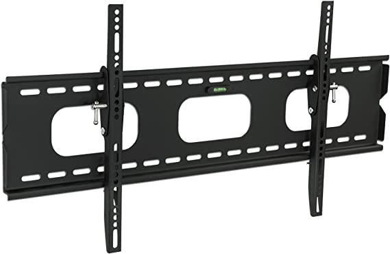 Mount-It! Low-Profile Tilting TV Wall Mount Bracket for 75 70 65 60 55 50 inch LCD