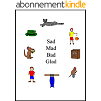 Sad Mad Bad Glad (The Single Sound System of Learning to Read Book 2) (English Edition)