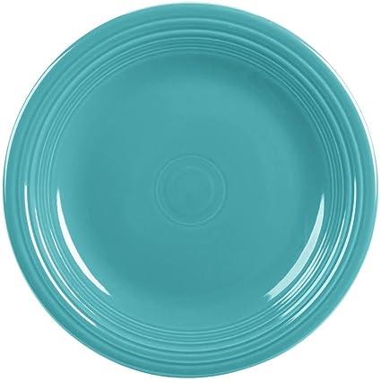 Fabulous Amazon.com | Fiesta 10-1/2-Inch Dinner Plate, Turquoise  UE94